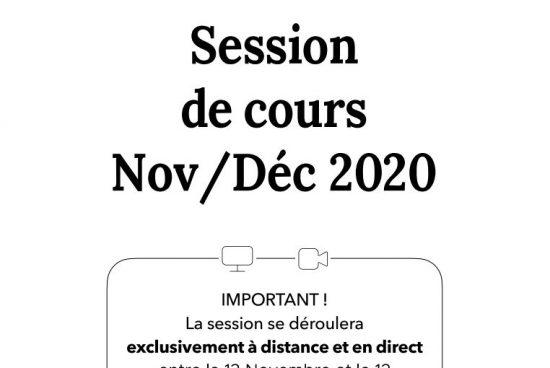 Modules «Tafsîr» et «Sîrah» : inscriptions en cours pour la session novembre/décembre 2020